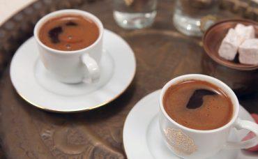 Mini Minnak Lokumlar da Unutulmasın: Damla Sakızlı Türk Kahvesi Tarifi