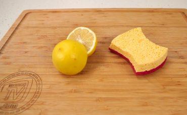 Limon Suyu ile Tahta Yüzeyleri Temizleme