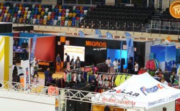 Migros, Vodafone 37. Avrasya Maratonu Fuarı'ndaydı!