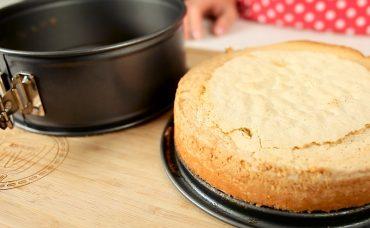 Pandispanya Keki Nasıl Yapılır?