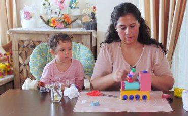 Çocuklar İçin Oyuncak Tren Yapımı (2.Bölüm)