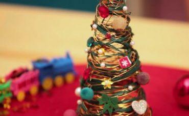 Minyatür Yılbaşı Ağacı Nasıl Yapılır?