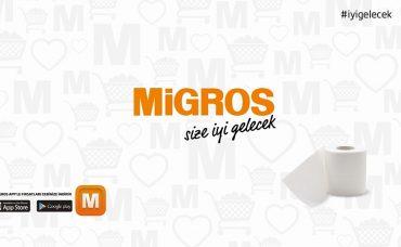 Migros'ta Gördüğünüze İnanın: Selpak Tuvalet Kağıdı