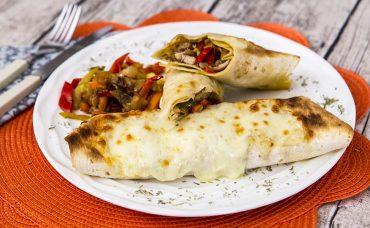 Turuncu Mutfak'tan Tarifler: Tavuklu Sebzeli Wrap