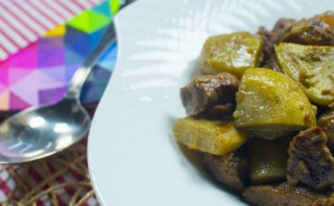 Enginarlı Tas Kebabı Tarifi
