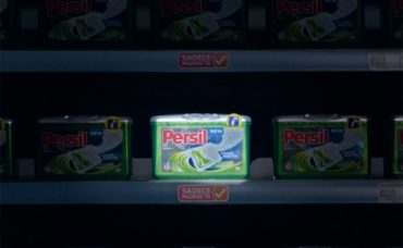 Persil Power Mix Kapsülleri Sadece Migros'ta!