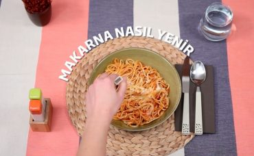 Spagetti Makarna Nasıl Yenir?