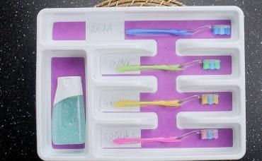 Çekmece Düzenleyici ile Diş Fırçalığı Yapımı