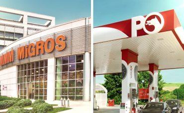 Migros ve Petrol Ofisi'nden 100'er Liralık Alışverişe 20 TL Değerinde Puan Hediye!