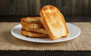 Fırında Peynirli Tost Tarifi