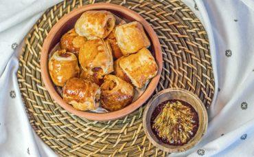 Cheddar Peynirli Sosisli Rulolar Tarifi