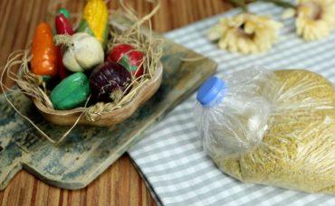 Plastik Şişeden Pirinç Kabı Yapımı
