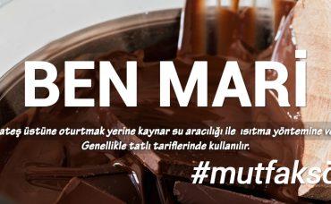 Nar Taneli Bitter Çikolata Tarifi