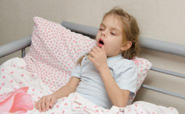 Çocuklarda Öksürük Tedavisi Nasıl Yapılır?