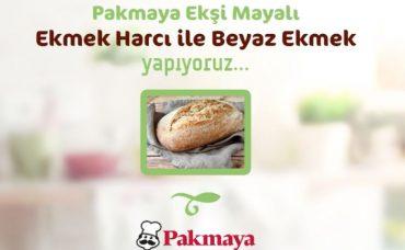 Pakmaya Ekşi Mayalı Beyaz Ekmek Harcı