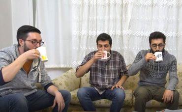 Gözlüklü ve Sakallı ile Öğrenci Evi: Knorr