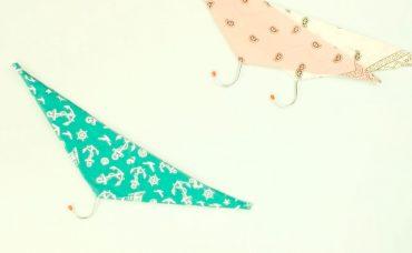 Rengarenk Bandanalardan Askı Nasıl Yapılır?