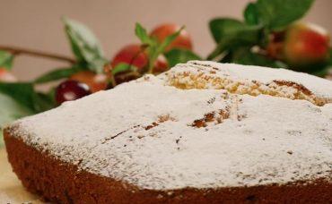 Kirazlı Damla Çikolatalı Kek Tarifi