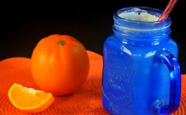 Muzlu Portakallı Vitamin Deposu Tarifi