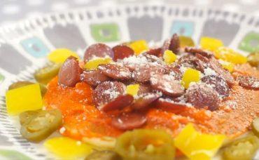 Sosisli Pankek Pizzası Tarifi