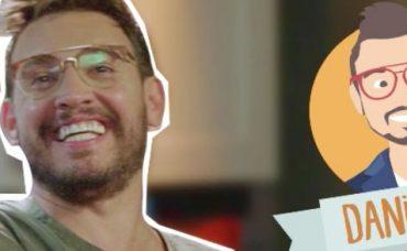 Danilo Zanna ile Danilo'yla Bi'Haller: Gözlüklü ve Sakallı