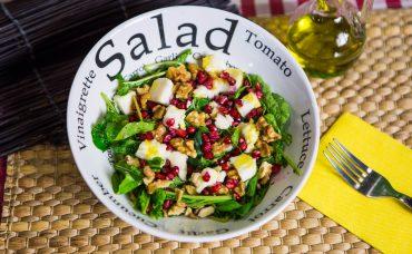 Keçi Peynirli Roka Salatası Tarifi