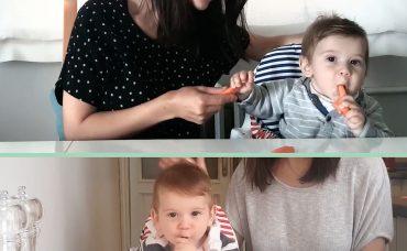 Acemi Anne Anlatıyor: Bebeklere Kendi Kendilerine Yemeyi Öğretmek