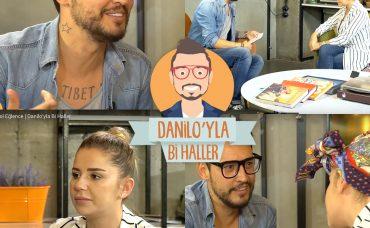 Danilo Zanna ile Danilo'yla Bi'Haller: Merve Özbey'le Doğruluk ve Cesaret Oyunu & Bol Eğlence