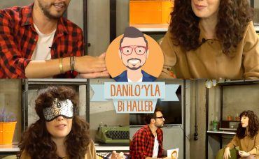 Danilo Zanna ile Danilo'yla Bi'Haller: Akasya Asıltürkmen ile Gözler Kapalı Tahmin Oyunu