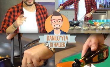 Danilo Zanna ile Danilo'yla Bi'Haller: Soya Soslu Somon Balığı Tarifi