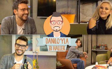 Danilo'yla Bi Haller; Zeliha Sunal ile Taklit Oyunu & Soslu Dana Bonfile Tarifi
