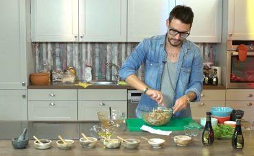 Danilo'yla Bi Haller: Vegan Salata Tarifi