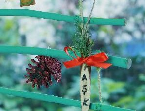 Yılbaşı Ağacı için Dilek Süsü Nasıl Yapılır?
