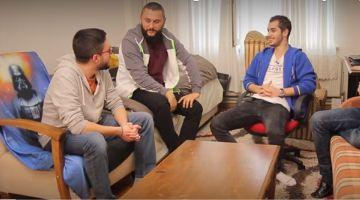 Gözlüklü ve Sakallı ile Öğrenci Evi: Anneye Sürpriz Yemek Hazırlığı!