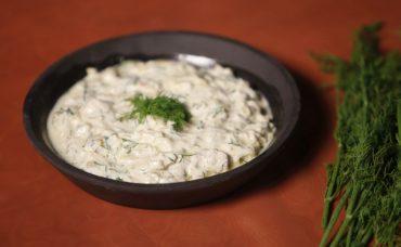 Yoğurtlu Kabak Salatası Tarifi