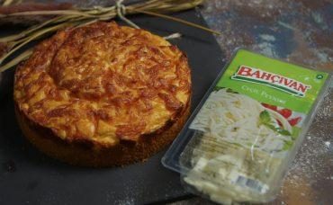 Çeçil Peynirli Tuzlu Kek Tarifi