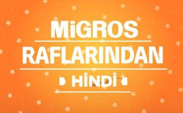Migros Raflarından Yıldız Ürünler: Hindi