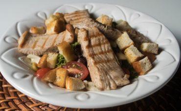 Izgara Hindi Salata Tarifi