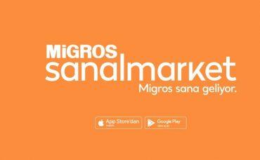 Migros Sanal Market Kapınızda!