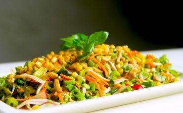 Kereviz Sapı Salatası Tarifi