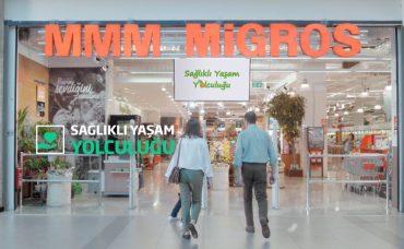 Migros ile Sağlıklı Yaşam Yolculuğu
