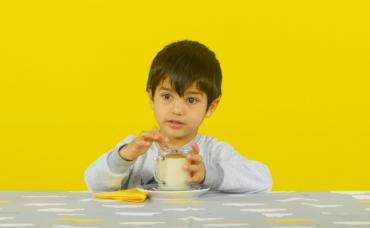 Çocuklar Deniyor: Kış İçecekleri