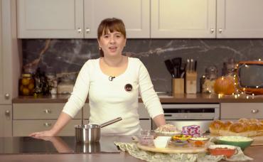 Asude Bölüm 4 :Puf Ekmekli Parmesanlı Tavuk Küpleri
