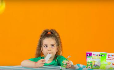 Çocuklar Deniyor: Hipp Barlar ve Gofretler