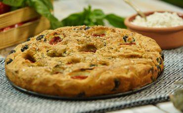 Focaccio Ekmeği