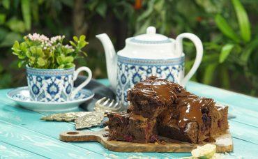 Kakaolu Vişneli Kek