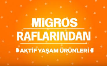 Migros Raflarından Yıldızlı Ürünler: Aktif Yaşam Ürünleri