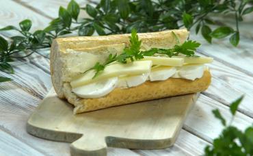 Üç Peynirli Sandviç