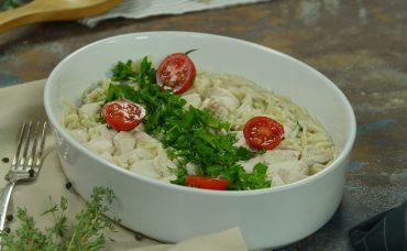 Anadolu Lezzetleri Erişteli Fırında Tavuk
