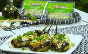 Bahçıvan Dil Peynirli Patlıcan